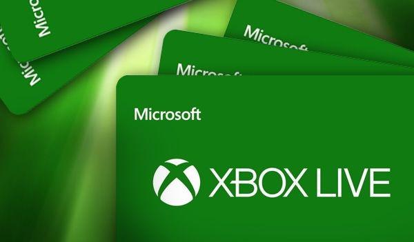 XBOX Live Gift Card UNITED STATES 30 USD Xbox Live Key - 2