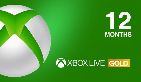 Xbox Live GOLD Subscription Card 12 Months Xbox Live UNITED STATES - 1