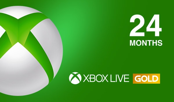 Xbox Live GOLD Subscription Card 24 Months - Key GLOBAL - 1