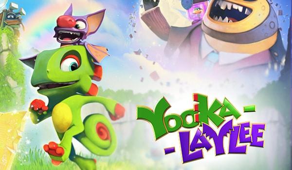 Yooka-Laylee Steam Key GLOBAL - 2