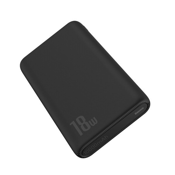 Baseus Powerbank 10000 mah - PD 3.0 Quick Charge 3.0 Black - 3