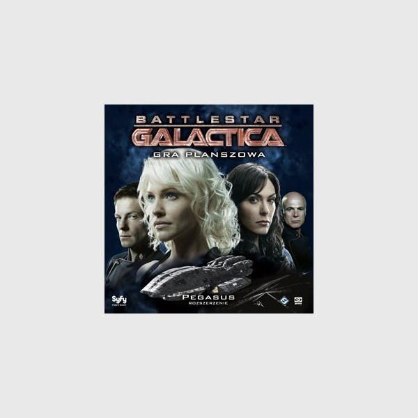 Battlestar Galactica Pegasus - 1
