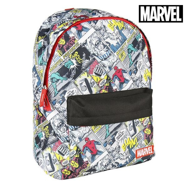 Casual Backpack Marvel Multicolour - 1