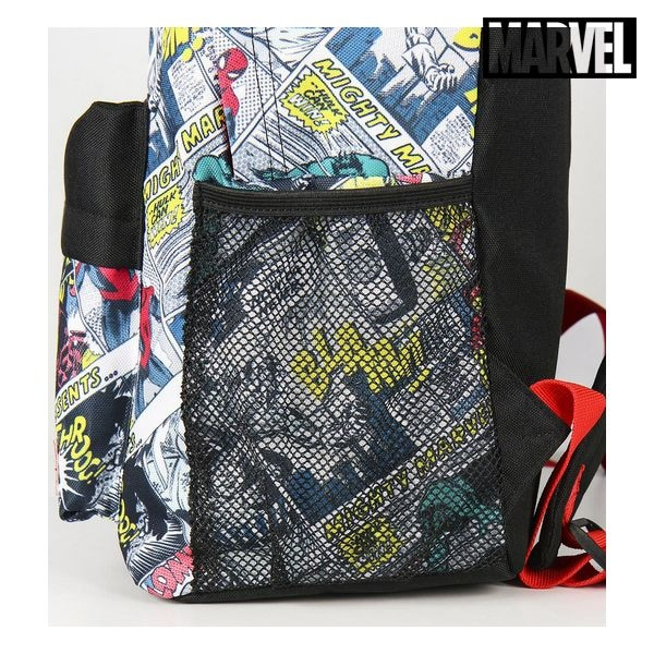 Casual Backpack Marvel Multicolour - 2