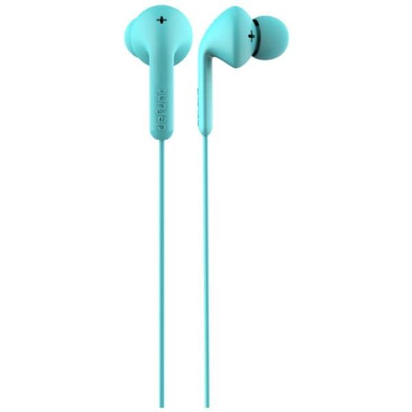 Defunc Earbud BASIC MUSIC Cyan - 1
