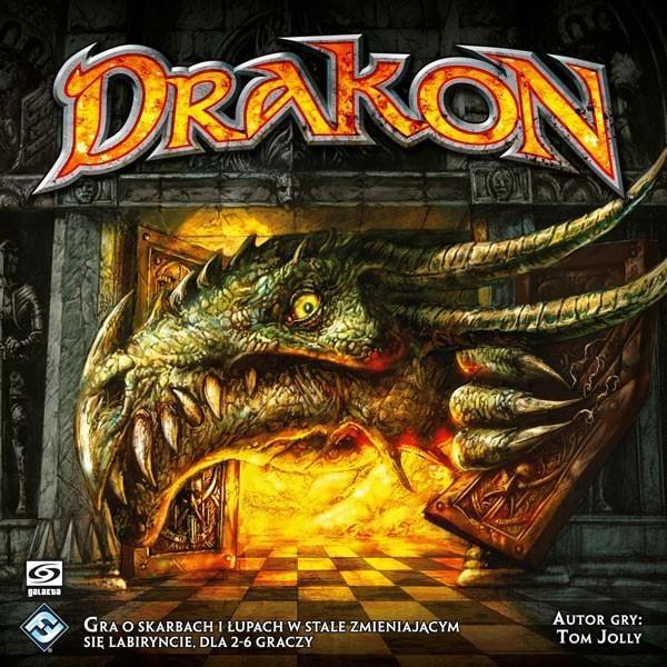 DRAKON ( 2 EDYCJA ) - 1