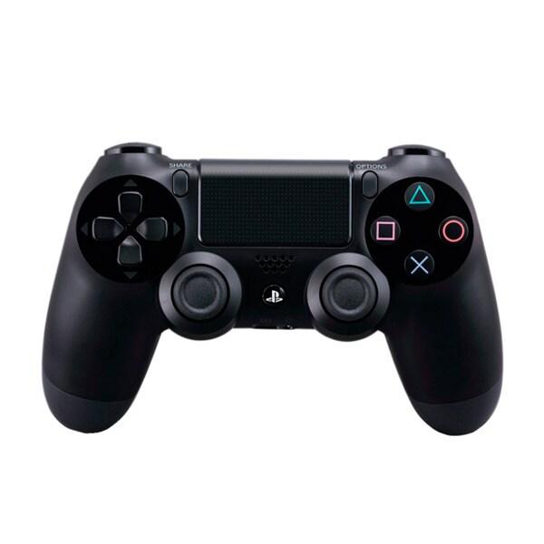 Dualshock 4 V2 Controller for Play Station 4 Sony 219332 Black - 1