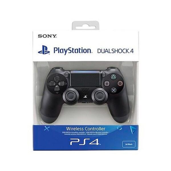 Dualshock 4 V2 Controller for Play Station 4 Sony 219332 Black - 2