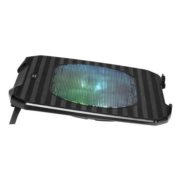 Gaming Cooling Base For A Laptop Mars Gaming Mnbc0 Rgb Black - 5