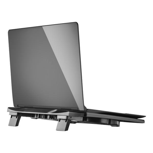 Gaming Cooling Base For A Laptop Mars Gaming Mnbc0 Rgb Black - 8