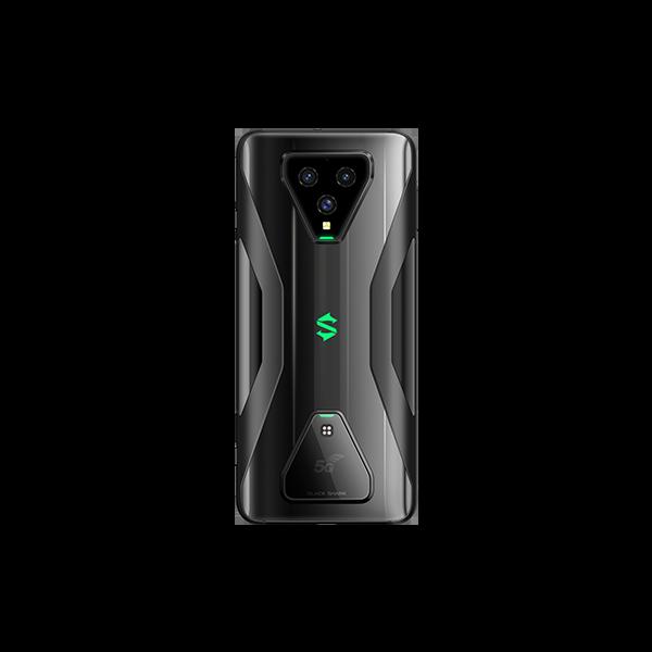 Global Version Xiaomi Black Shark 3 5G Snapdragon 865 8GB 128GB Game Phone Octa Core 64MP Triple AI Cameras 65W 4720mAh Black 128 GB 8 GB - 2