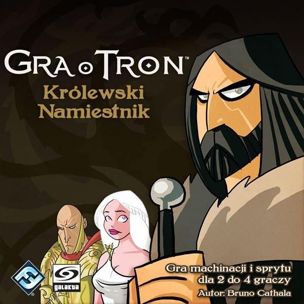 Gra o Tron Królewski Namiestnik - 1