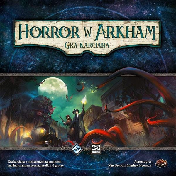 Horror w Arkham: Gra karciana - Zestaw Podstawowy - 1