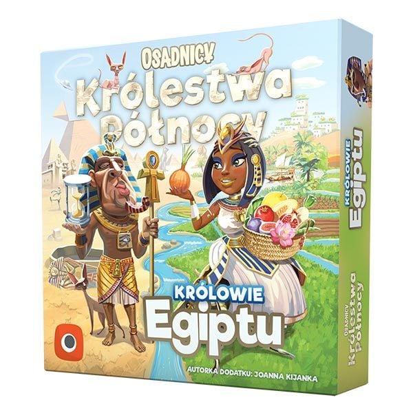 KRÓLESTWA PÓŁNOCY - KRÓLOWIE EGIPTU - 1