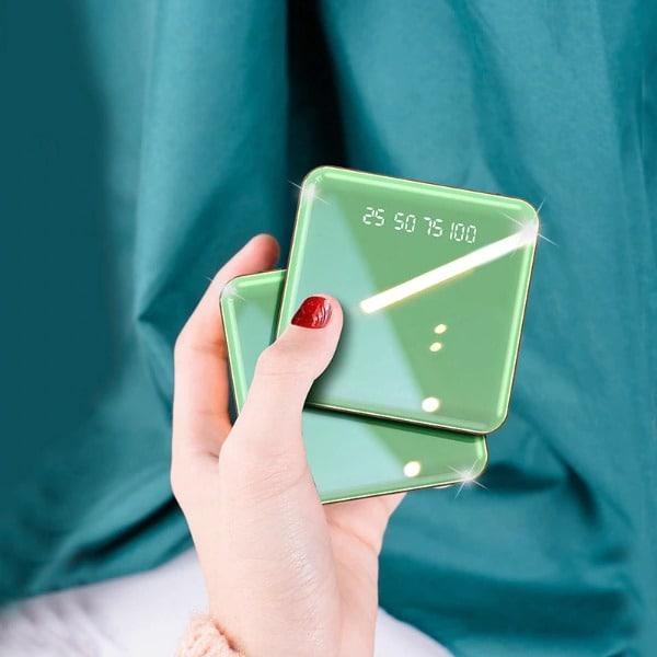 Mini Power Bank Green 1000-2999 mAh - 2