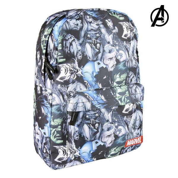 School Bag Marvel Black - 1