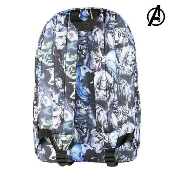 School Bag Marvel Black - 2