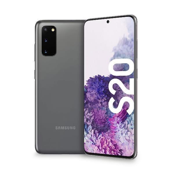 Smartphone SAMSUNG Galaxy S20 128 GB Dual SIM Szary 128 GB Szary SM-G980FZADEEE - 1
