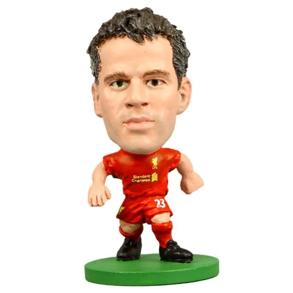 SoccerStarz Liverpool F.C. Jamie Carragher - 1