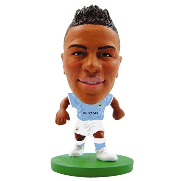 SoccerStarz Manchester City F.C. Raheem Sterling - 1
