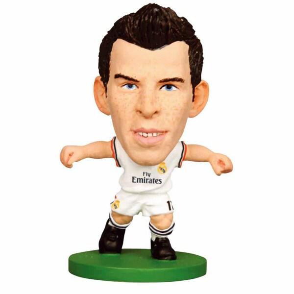 SoccerStarz Real Madrid F.C. Gareth Bale - 1