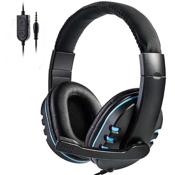 Stereo Gaming Headset For Xbox Blue - 1