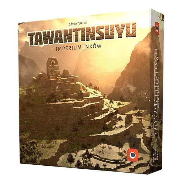TAWANTINSUYU - 1