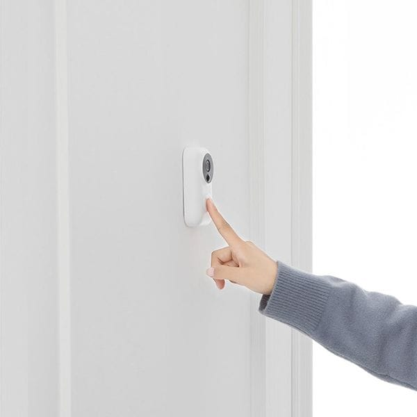 Xiaomi AI Face Identification 720P IR Night Vision Video Doorbell Set Motion Detection SMS Push Intercom - 5