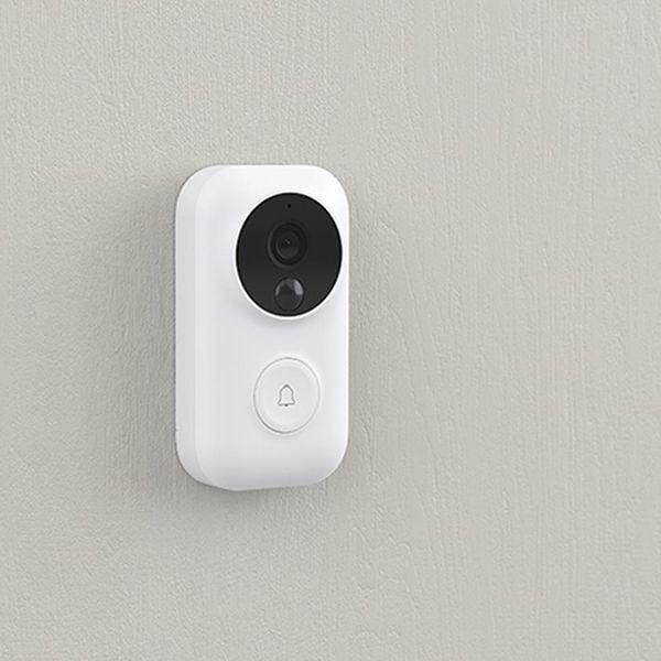 Xiaomi AI Face Identification 720P IR Night Vision Video Doorbell Set Motion Detection SMS Push Intercom - 8