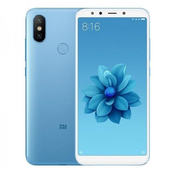 Xiaomi Redmi S2 blue, 4/64GB, DS, Dual Camera  MZB6776EU - 1