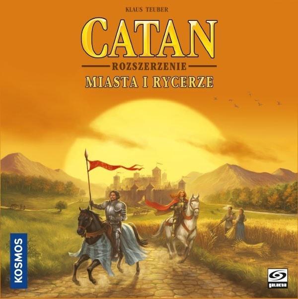 Catan Miasta i Rycerze - 1