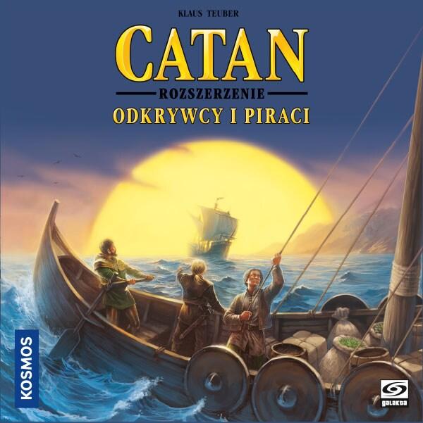 Catan: Odkrywcy i Piraci (dodatek) - 1