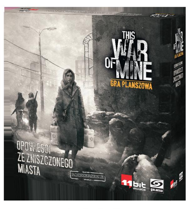 This War of Mine: Opowieści ze zniszczonego miasta - 1