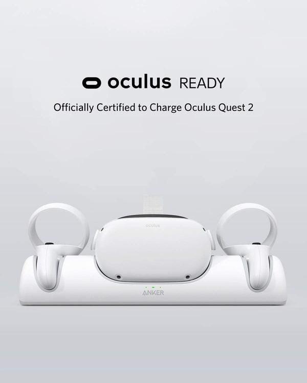 Stacja dokująca Anker dla Oculus Quest 2 - 4