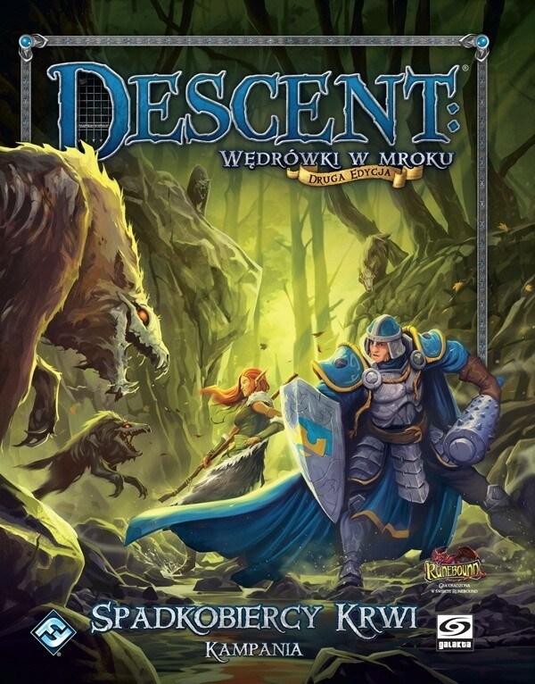 Descent  - Spadkobiercy Krwi (kampania) - 1