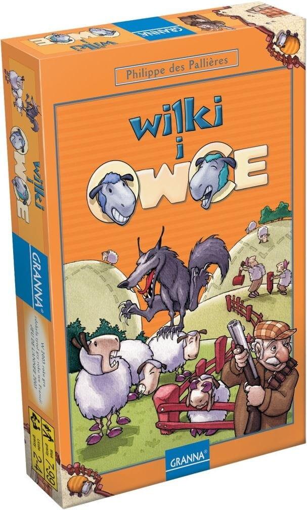 WILKI I OWCE ( PASTERECZKA ) - 1