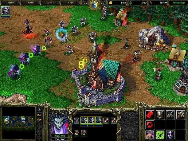 Warcraft 3 Reign of Chaos Battle.net Key GLOBAL - 2