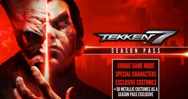 TEKKEN 7 - Season Pass Steam Key GLOBAL - 3