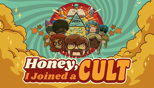 Honey, I Joined a Cult (PC) - Steam Key - GLOBAL - 1