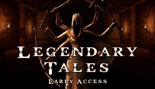 Legendary Tales (PC) - Steam Gift - GLOBAL - 1
