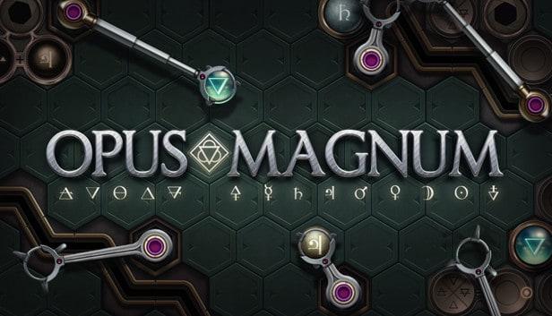 Opus Magnum (PC) - Steam Key - GLOBAL - 2