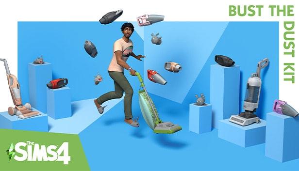 The Sims 4 Bust the Dust Kit (PC) - Origin Key - GLOBAL - 1