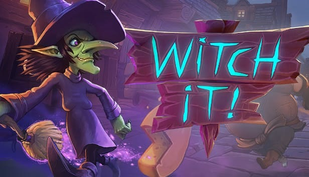 Witch It (PC) - Steam Key - GLOBAL - 2