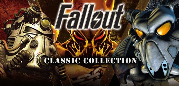 Fallout Classic Collection - Steam Key - GLOBAL - 2