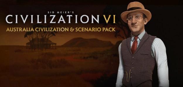 Sid Meier's Civilization VI - Australia Civilization & Scenario Pack (PC) - Steam Key - GLOBAL - 2