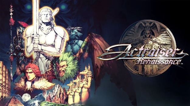 Actraiser Renaissance (PC) - Steam Gift - EUROPE - 2