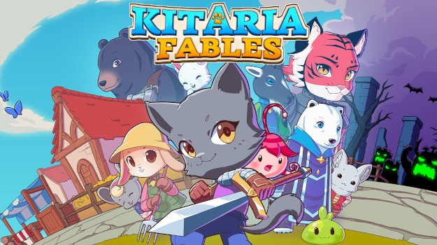 Kitaria Fables (PC) - Steam Key - GLOBAL - 2