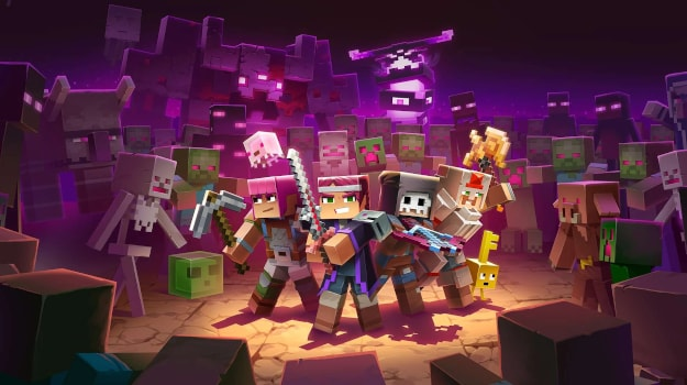 Minecraft: Dungeons | Ultimate Edition (PC) - Steam Gift - EUROPE - 2