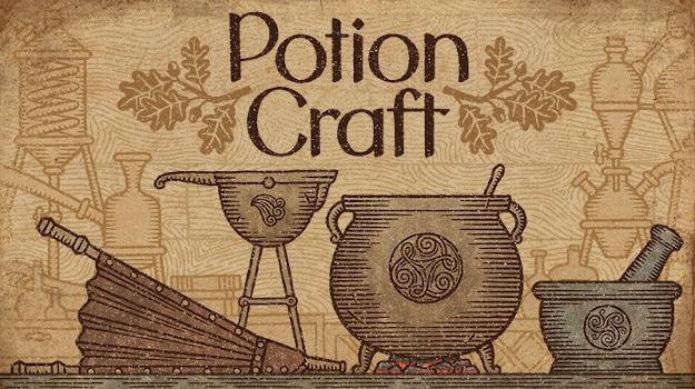 Potion Craft: Alchemist Simulator (PC) - Steam Key - GLOBAL - 2