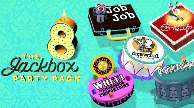 The Jackbox Party Pack 8 (PC) - Steam Key - GLOBAL - 2